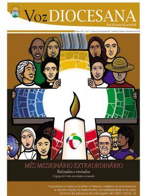 Jornal Voz Diocesana Edição 1435 - Setembro, Outubro e Novembro 2019