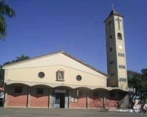 Paróquia Sant'Ana (Santana da Vargem/MG)