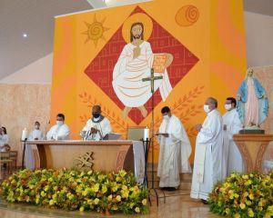 Instalação Canônica da Paróquia Nossa Senhora das Graças – Boa Esperança\MG
