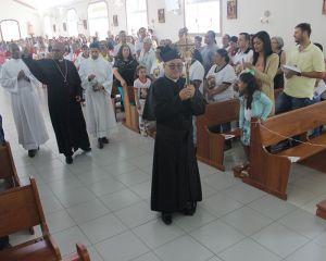 """Paróquia Santa Rita de Cássia: """"Agora São 25 anos de história e caminhada, fazendo comunidade na certeza da chegada"""""""