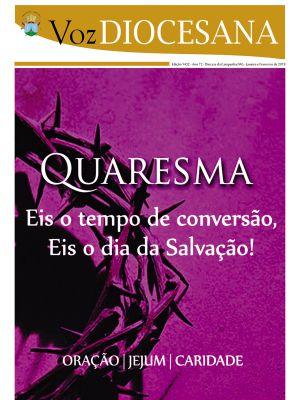 Jornal Voz Diocesana Edição 1432 - Janeiro e Fevereiro 2019