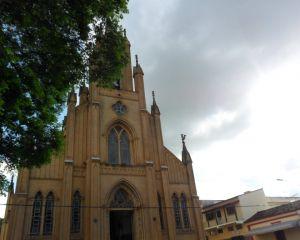 Paróquia Nossa Senhora do Carmo (Campos Gerais/MG)