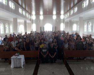 PARÓQUIA DE NEPOMUCENO PROMOVE FORMAÇÃO DE MINISTÉRIOS NAS COMUNIDADES RURAIS