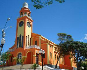 Paróquia São Sebastião (São Sebastião do Rio Verde/MG)
