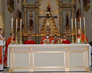 Con. Bruno César assume a paróquia Santo Antônio de Campanha
