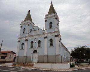 Paróquia Nossa Senhora Aparecida (Três Pontas/MG)