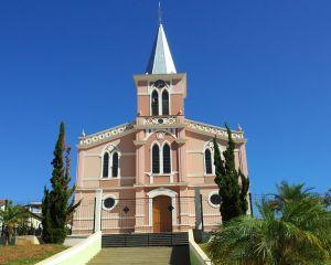 Paróquia Sagrado Coração de Jesus (Cordislândia/MG)