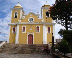 Paróquia São Tomé (São Thomé das Letras/MG)