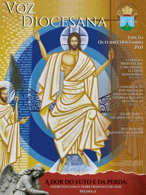 Jornal Voz Diocesana Edição Outubro - Novembro 2021
