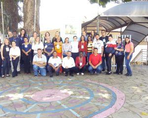 PASTORAL DA EDUCAÇÃO PROMOVE MANHÃ DE ESPIRITUALIDADE PARA EDUCADORES NA FORANIA BEATA NHÁ CHICA