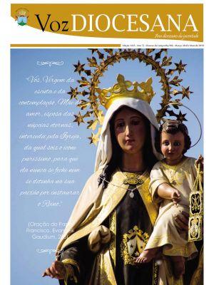 Jornal Voz Diocesana Edição 1433 - Março, Abril e Maio 2019