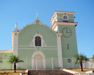 Paróquia São Sebastião (Olímpio Noronha/MG)
