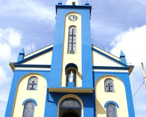 Paróquia Nossa Senhora do Rosário (Dom Viçoso/MG)