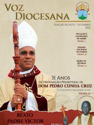 Jornal Voz Diocesana Edição Agosto - Setembro 2021