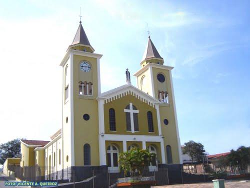 Paróquia São Gonçalo do Amarante (São Gonçalo do Sapucaí/MG)